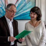 Nadège Villemaire devient membre du club des Créateurs ACTE44